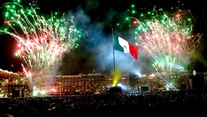 Гран Мехико на Новый год 2021