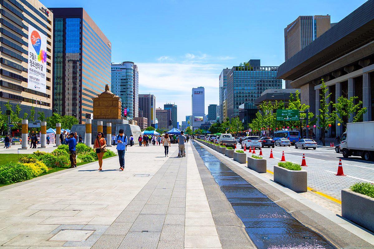 За чем ехать в Южную Корею?