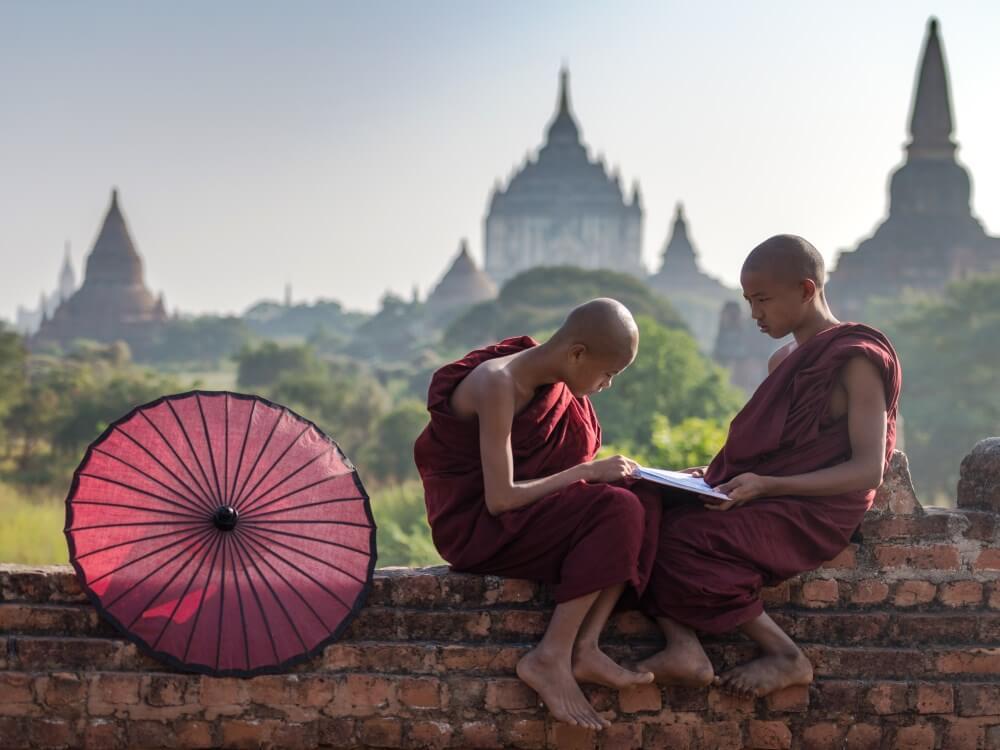 Выходные в Мьянме (МАНДАЛАЙ по программе)