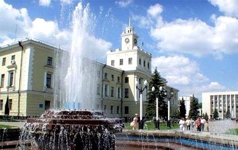 Эти маленькие города Хмельницкий, Тернополь и Кременец (Почаев)