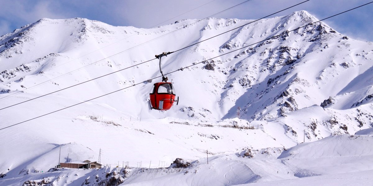 Дизин и о. Киш – тур в Иран на лыжи и пляж!