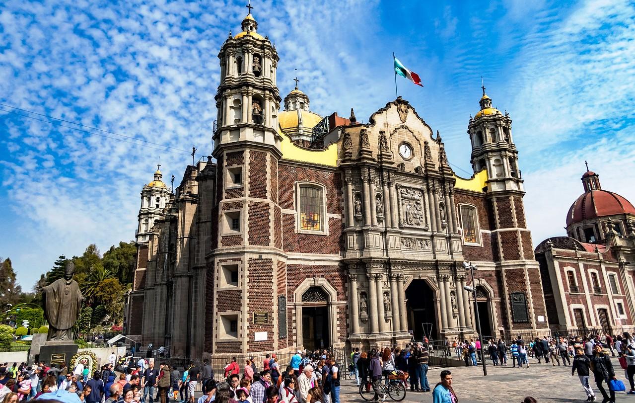 Пять цивилизаций на Новый год – тур из Мехико в Канкун