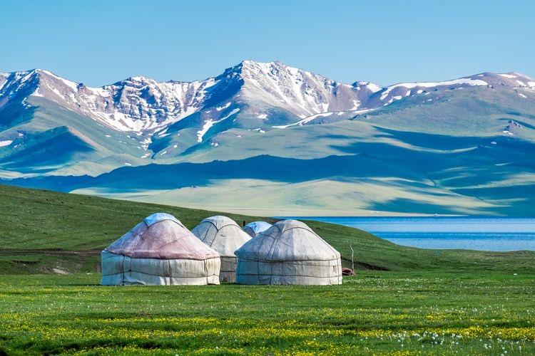 Курортный Памир — гарантированный тур в Кыргызстан