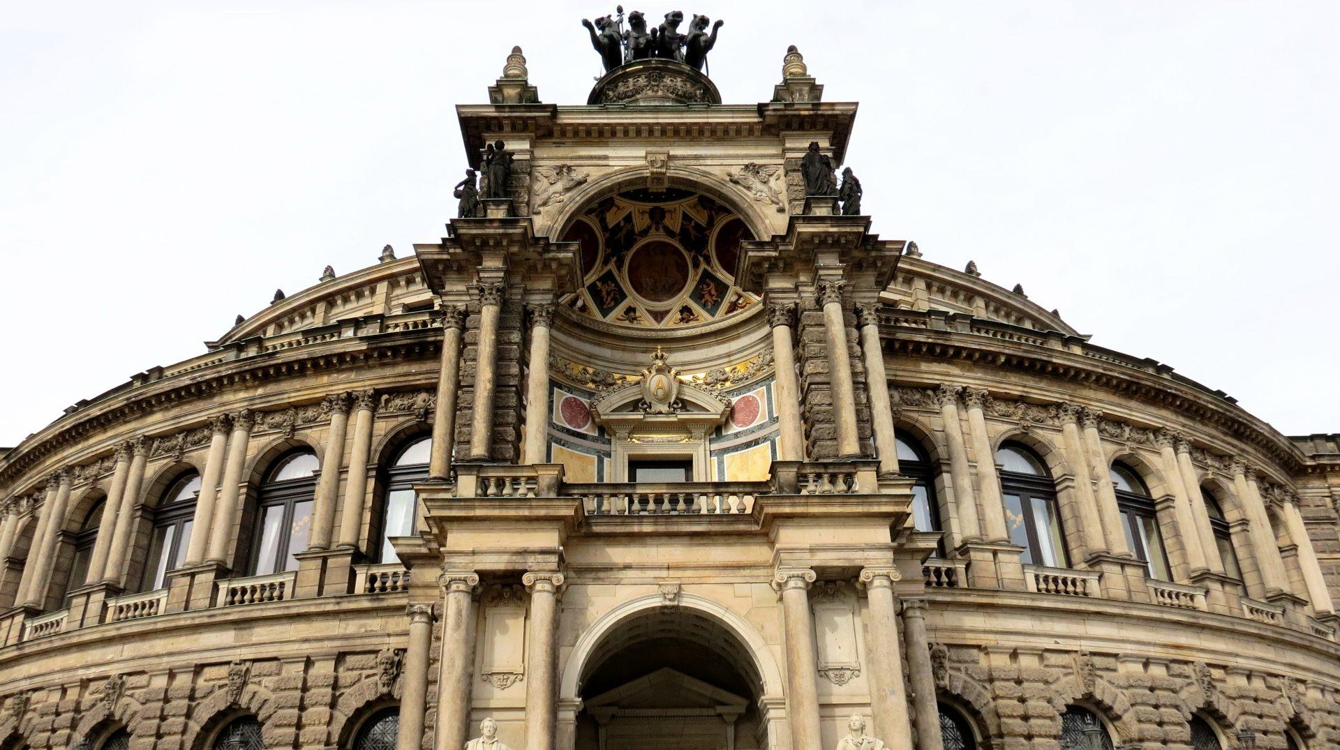 Немецкий дуэт – Дрезден и Берлин!