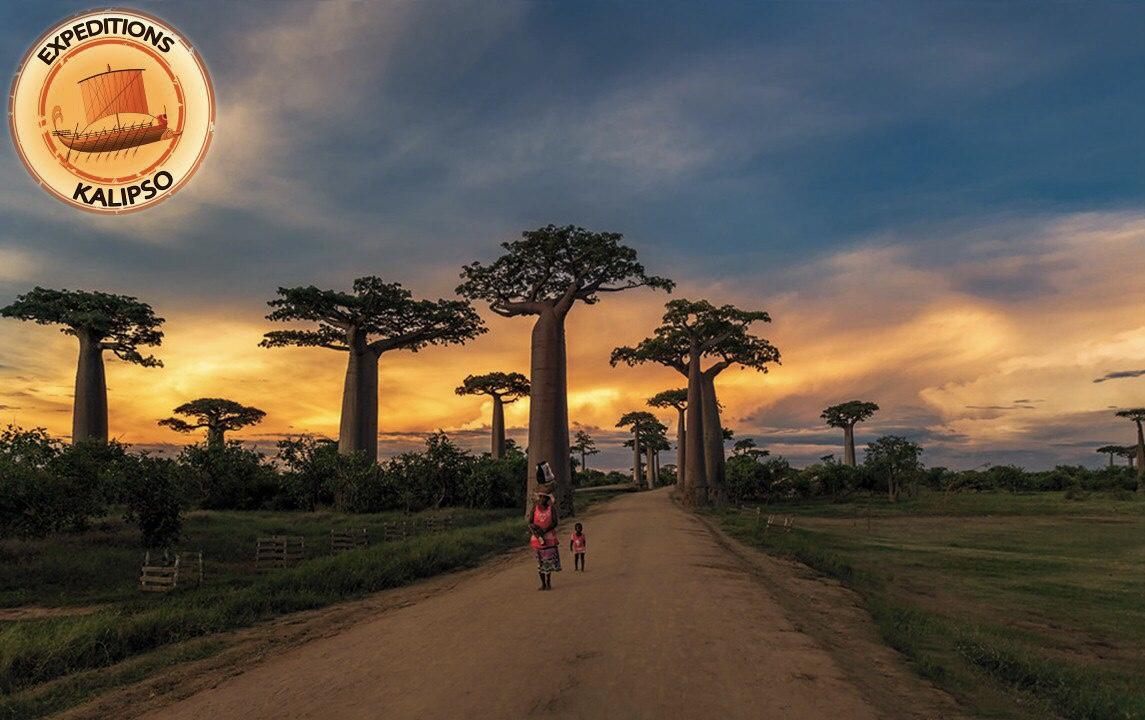 Приключенческая экспедиция на Мадагаскар и отдых на о. Маврикий с туроператором «Калипсо Украина»