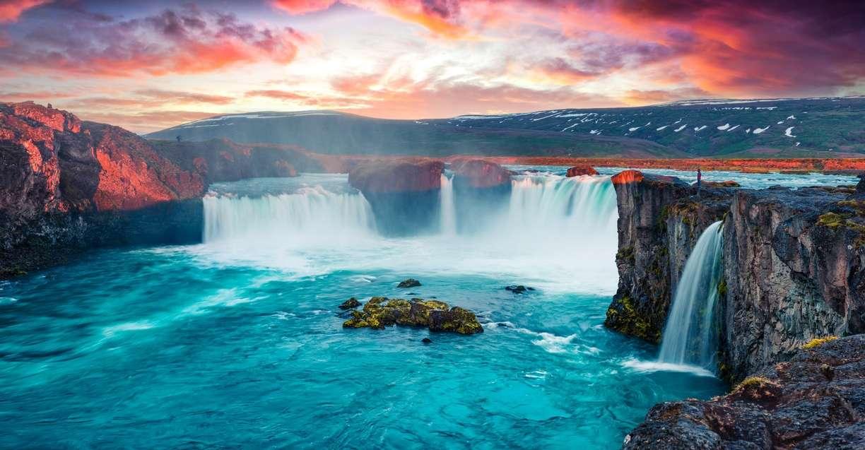 Вся Исландия в одном туре (завтрак + ужин по программе)! Рекомендуем!