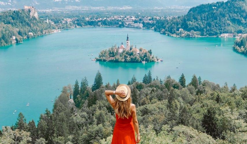 Недельный тур в Словению! Автобусный тур