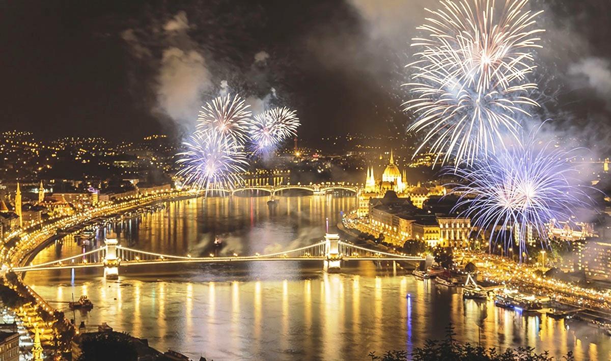 Новый год в Будапеште АВИА (а/к МАУ блок) с перелетом, питанием и экскурсия в Вену