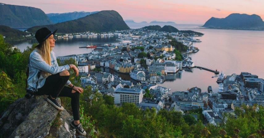 Скандинавские столицы: Хельсинки, Стокгольм, Осло, Копенгаген + Берген + Олесунд