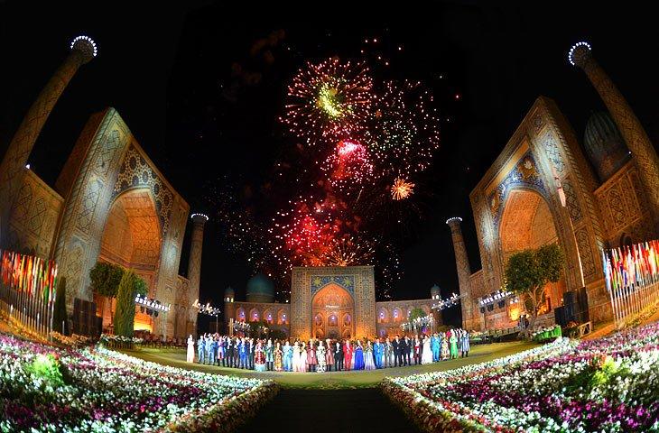 Новый год 2022 в Восточной сказке