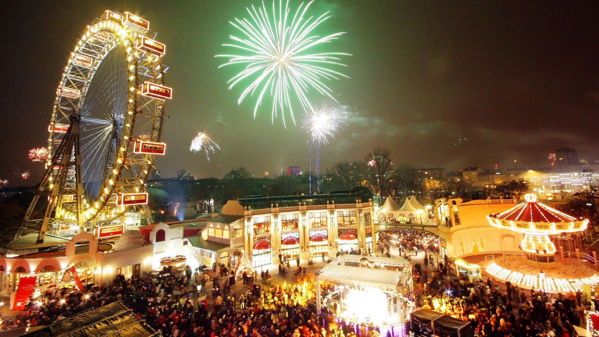 Новый год в Вене 2020 – без ночных переездов!
