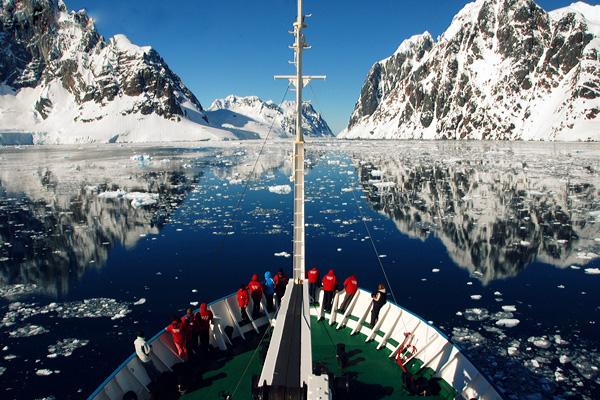 Антарктическая классика и активные приключения  на экспедиционном судне Ortelius