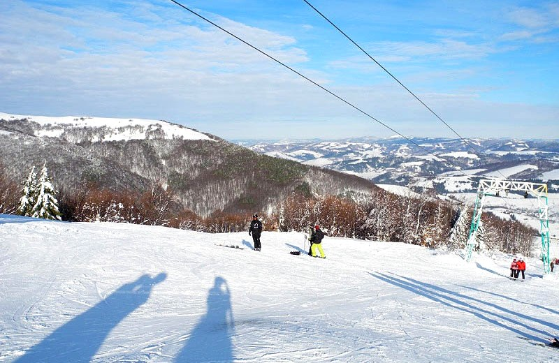 Зимние чудеса Закарпатья – автобус из Киева