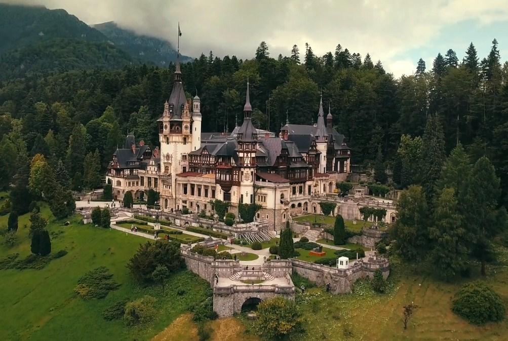 Выходные в Румынии: замки, Дракула и Бухарест! самый страшный туррррр!!!!!!