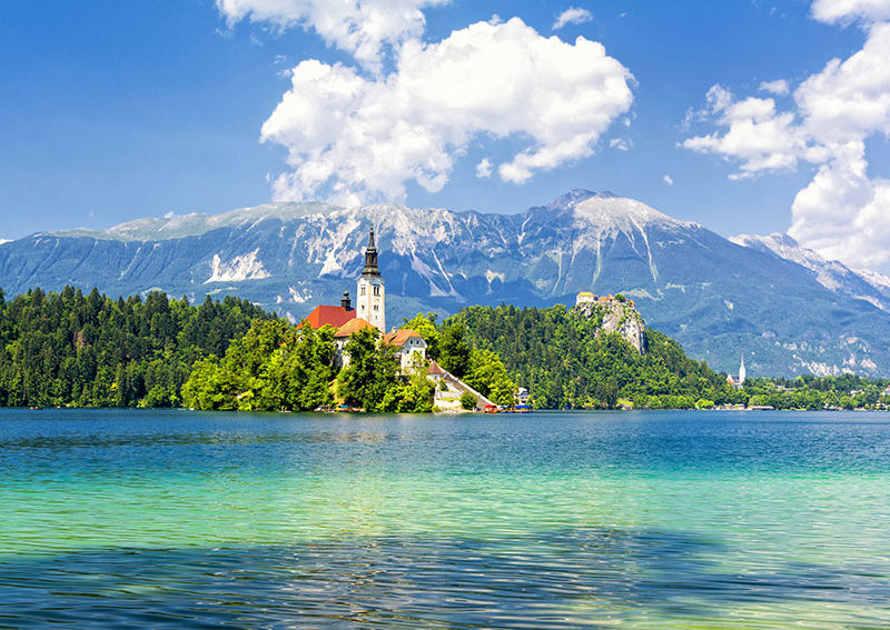 Неделя в Словении + Триест