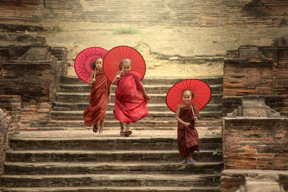 Мьянманская сказка (5 дней/ 4 ночи)