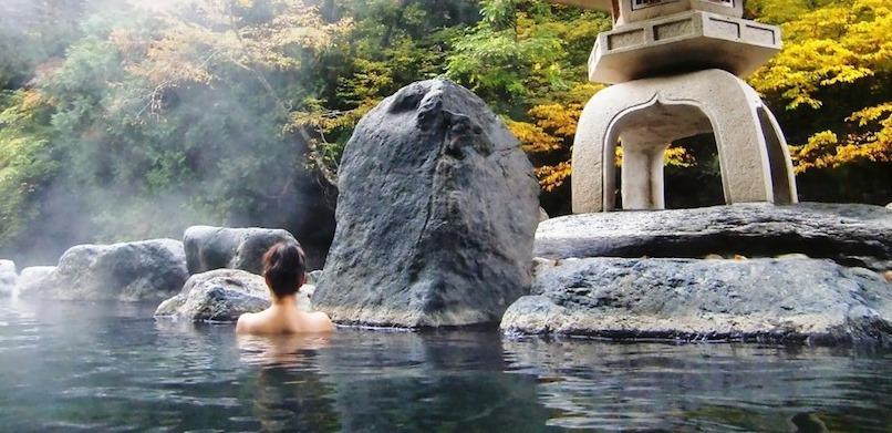 Гранд-тур по Японии с отдыхом на море и горячих источниках