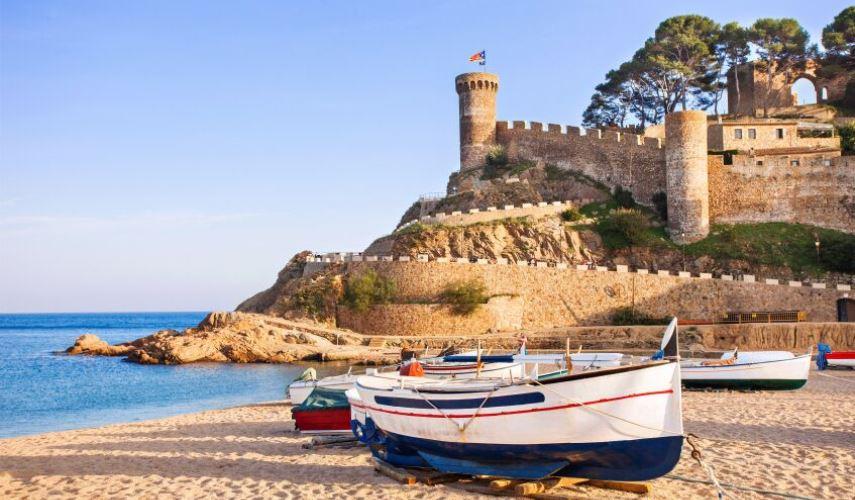 Средиземноморская сказка + отдых на побережье Льорет де Мар. Новинка!!!