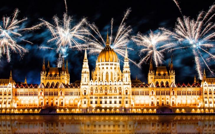 Новый год 2019 в Будапеште! Автобус из Мукачево