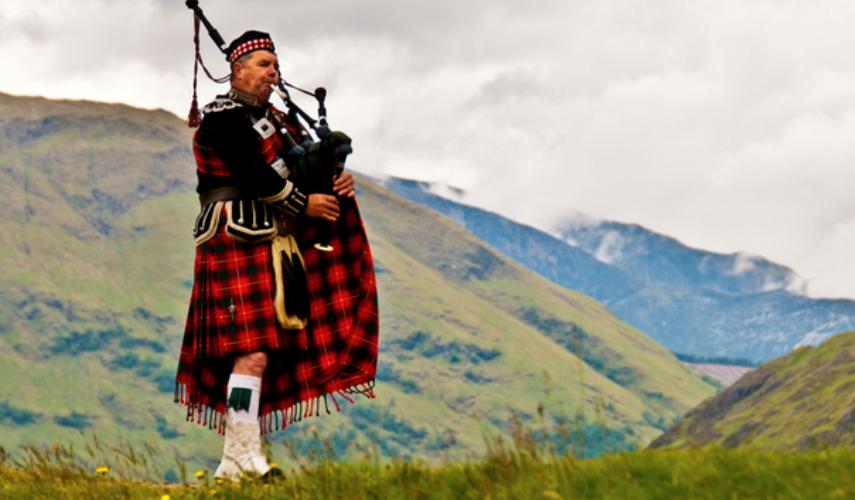 Вся Шотландия в одном туре! Авиа тур