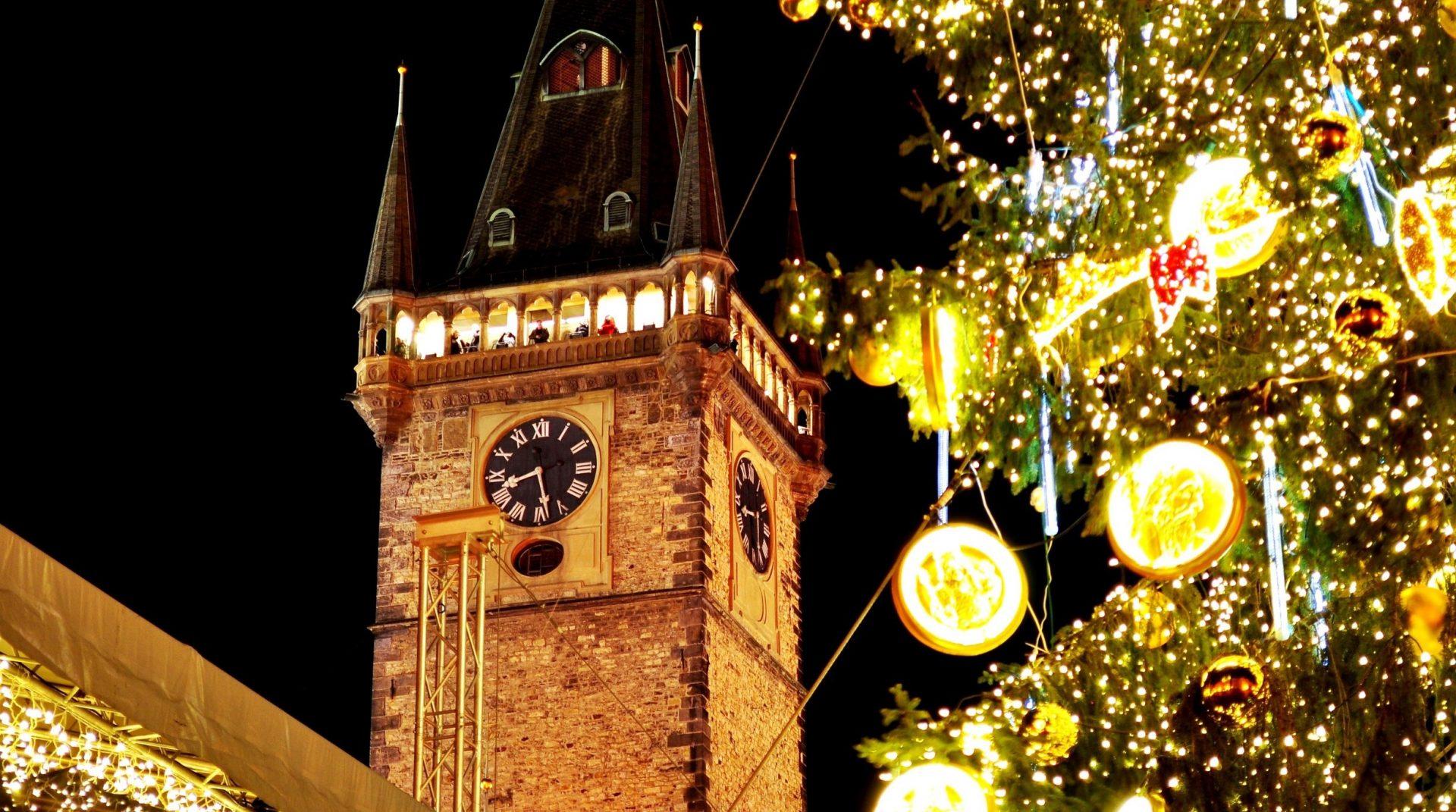 Новый год в Праге! Все включено! Блок МАУ + завтраки и экскурсии
