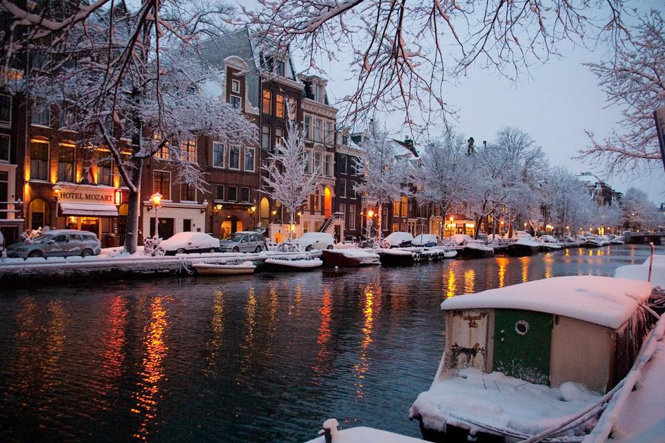 Новый Год в Амстердаме 6 дней/5 ночей! Автобусный тур