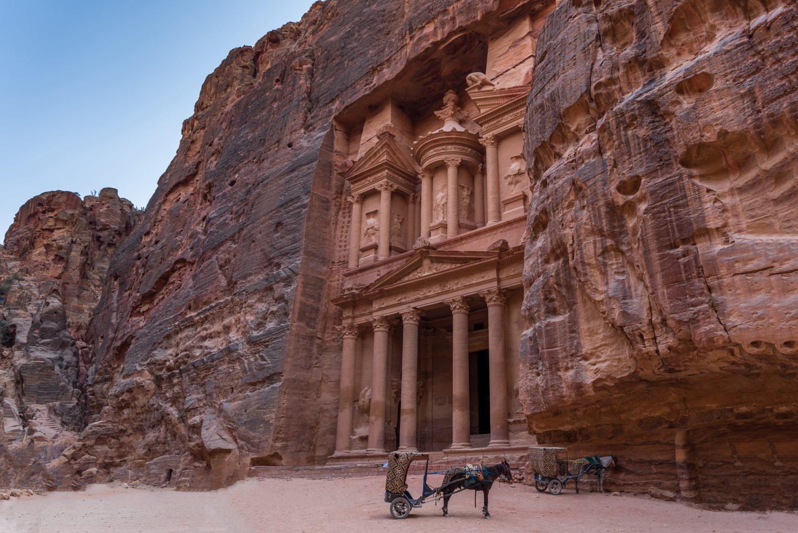 Сборный групповой тур Израиль и Иордания