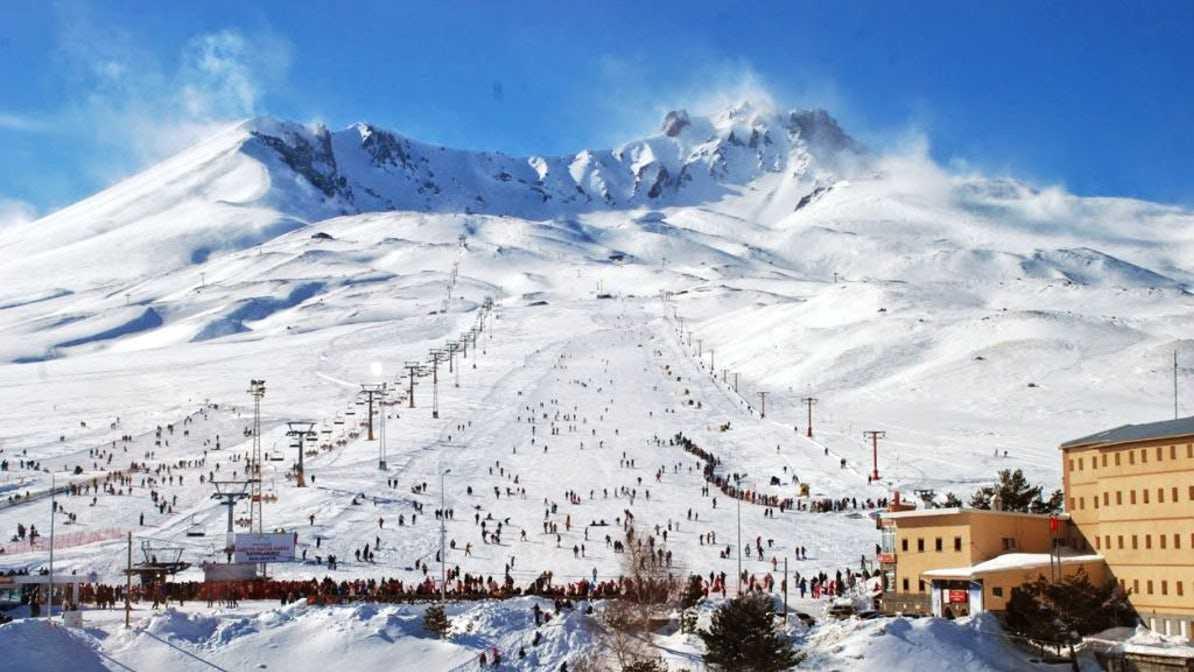 Ексклюзив – Гірськолижний курорт ЕРДЖІЄС  + Каппадокія