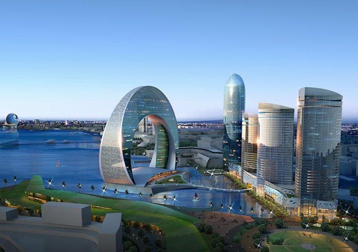 Выходные в Баку! (корпоративный тур)