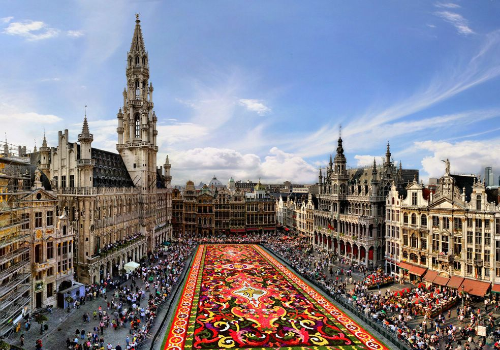 Полезности от Калипсо: weekend в Брюсселе