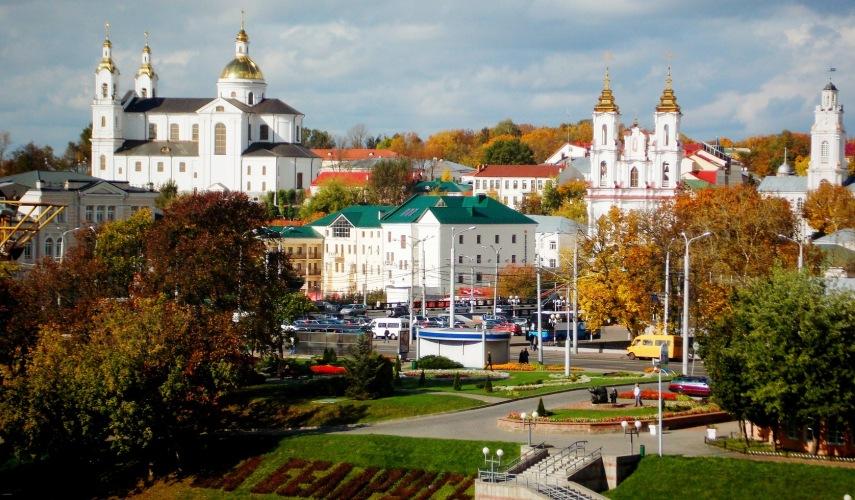 Белая Русь: Минск-Брест 3 дня + Беловежская пуща (самый популярный тур)