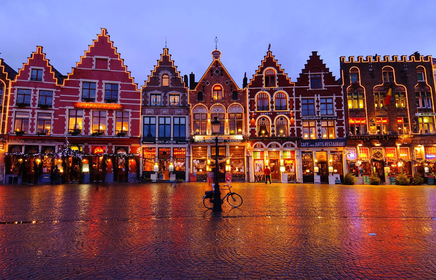Инсентив – тур «Все лучшее в Бельгии»