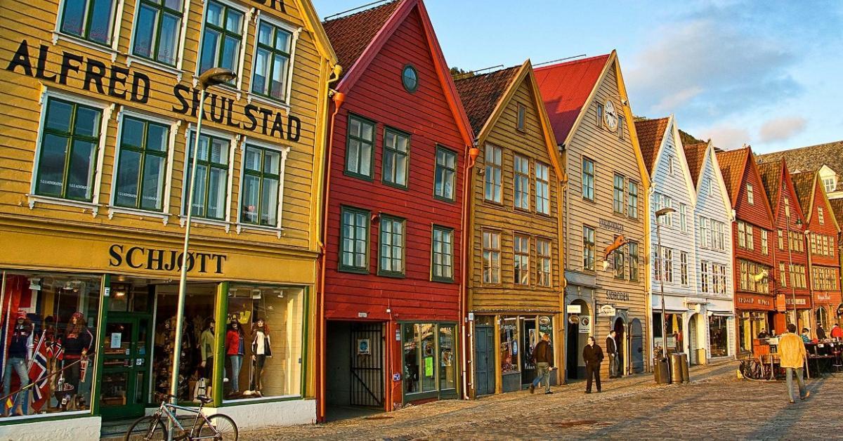 Норвежская сказка: Осло + Берген