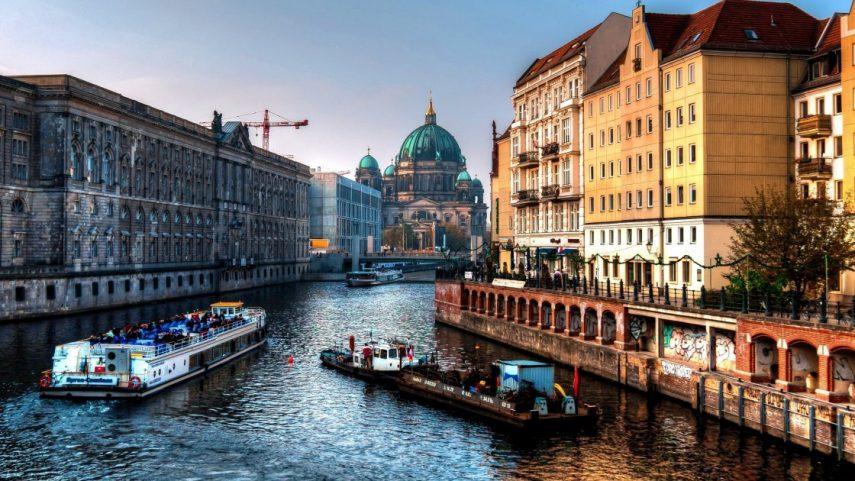 Неделя в Берлине