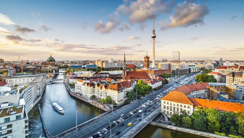 Guten Tag! Берлин, Потсдам, Дрезден!