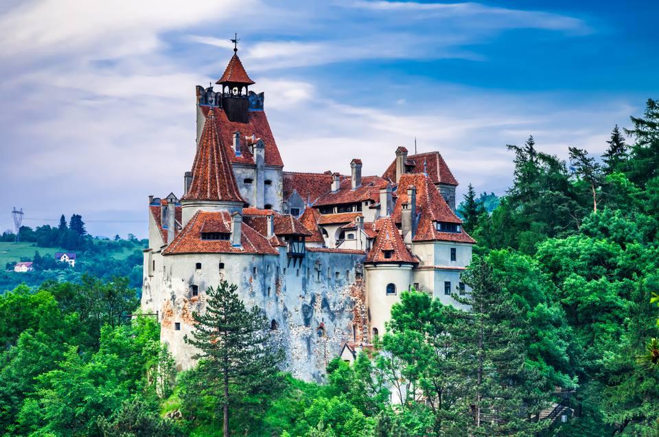 Выходные в Трансильвании за 61 евро! Отличный тур на викенд 3 дня/2 ночи