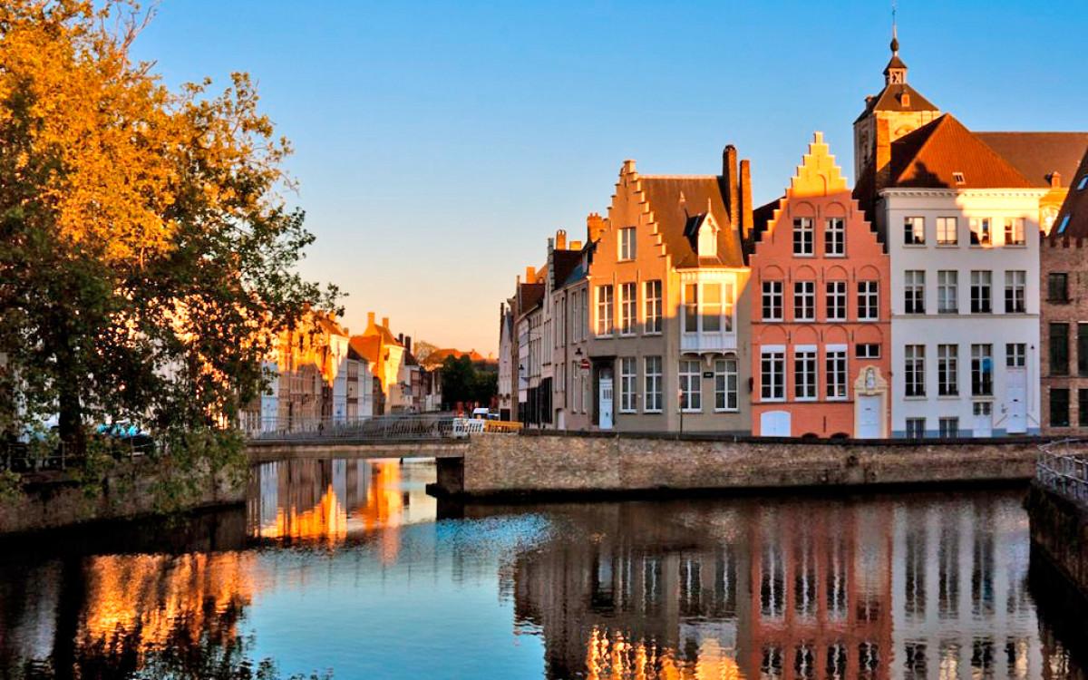 Неделя в Европе (Франция – Бельгия – Голландия)