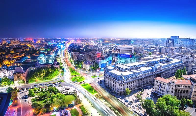 Таинственный Бухарест! Авиа в стоимости