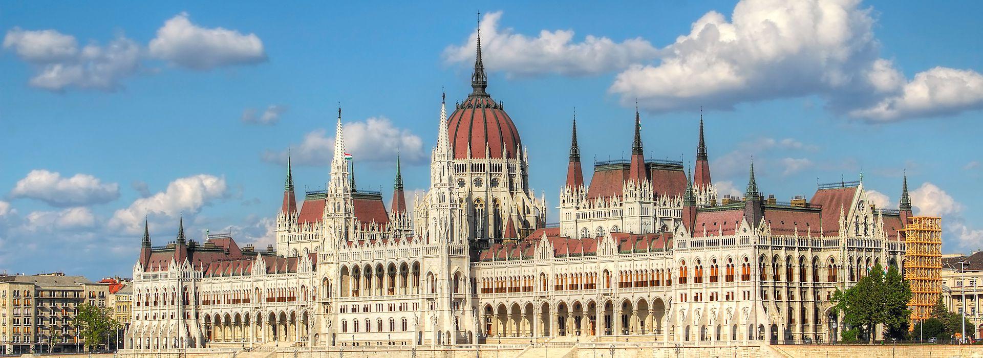 Элегантный weekend: Будапешт + Вена! Самый эконом тур