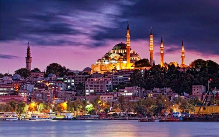 Week-end  в Стамбуле