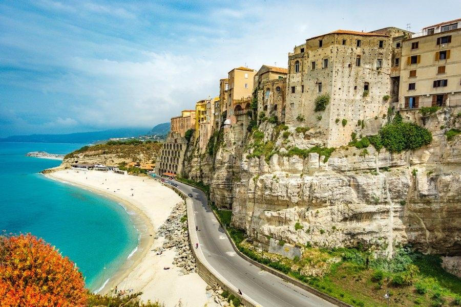 Калабрия и о. Сицилия в одном туре!