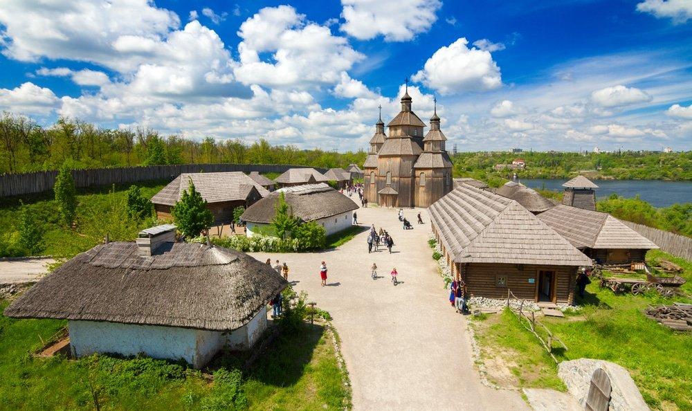 Выходные в Запорожье и Днепре: по следам казацкой славы!