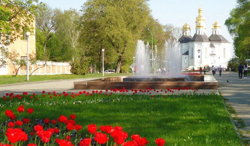 ВЫХОДНЫЕ В КИЕВЕ + украинские святыни (Чернигов и Козелец)