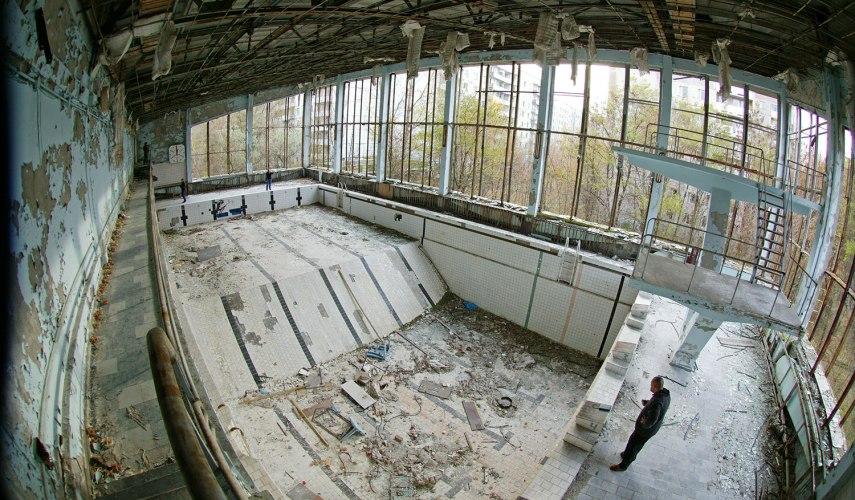 Однодневная экскурсия в Чернобыльскую зону и Припять.