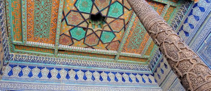 классический тур в узбекистан