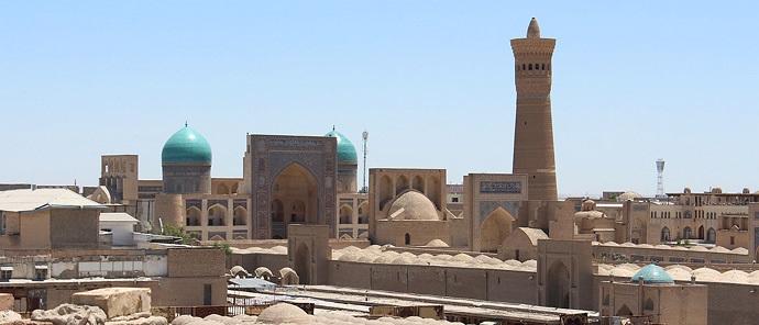 туры групповые в узбекистан