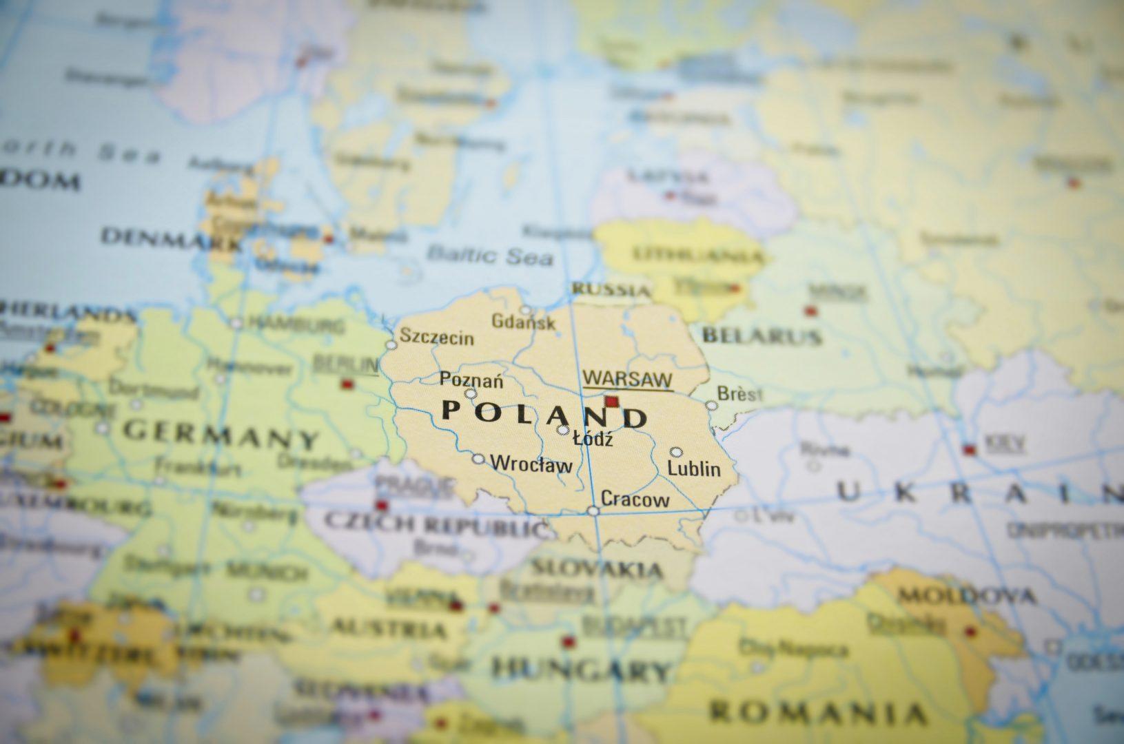 На заметку туристам в Польшу