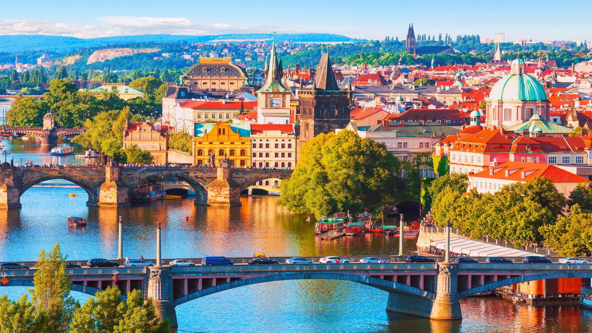 Блиц Прага и Берлин
