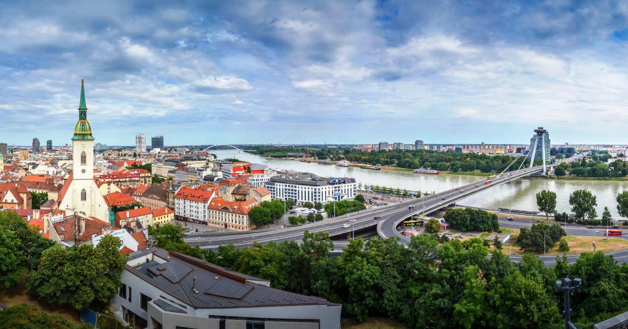 Волшебная Словакия + Вена! Без ночных переездов!