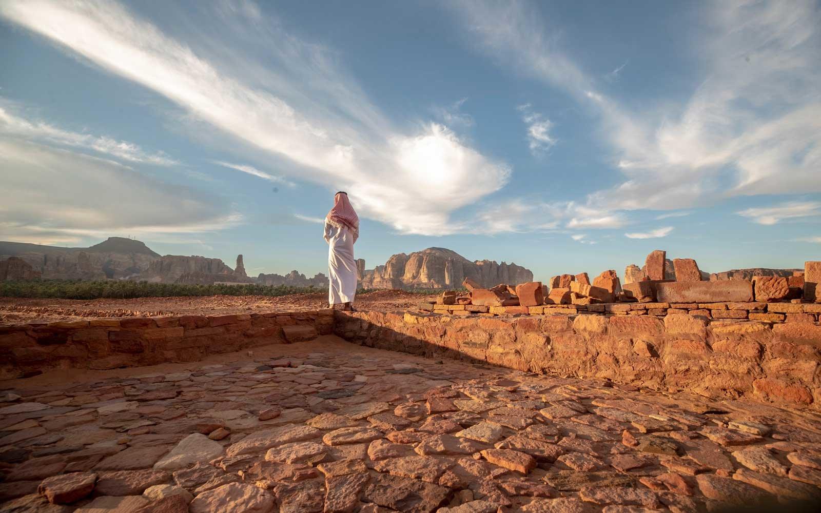Экспедиция по Саудовской Аравии с Калипсо Украина